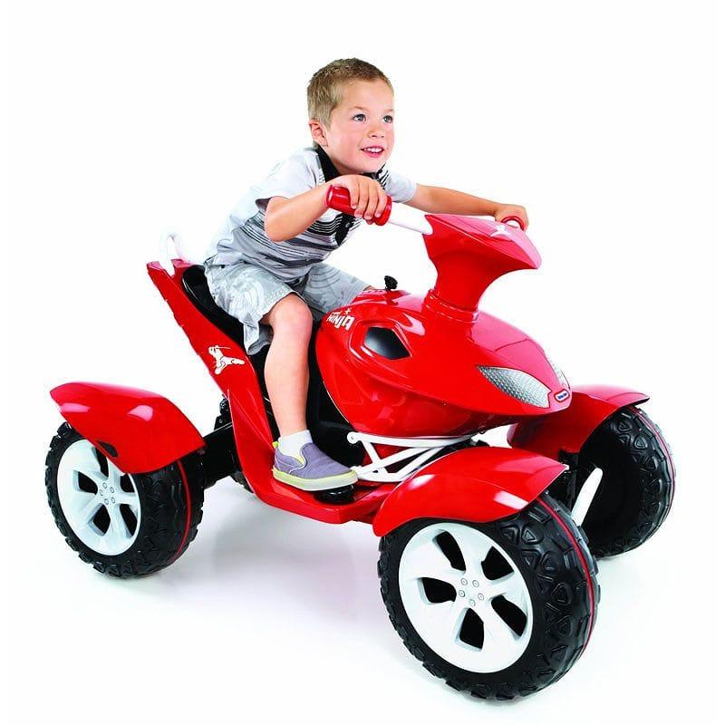 【組立要】リトルタイクス ロードニンジャ 12ボルト バッテリー付電動自動車 対象年齢2才~5才 電気自動車Little Tikes Road Ninja 12-Volt Battery-Powered Ride-On
