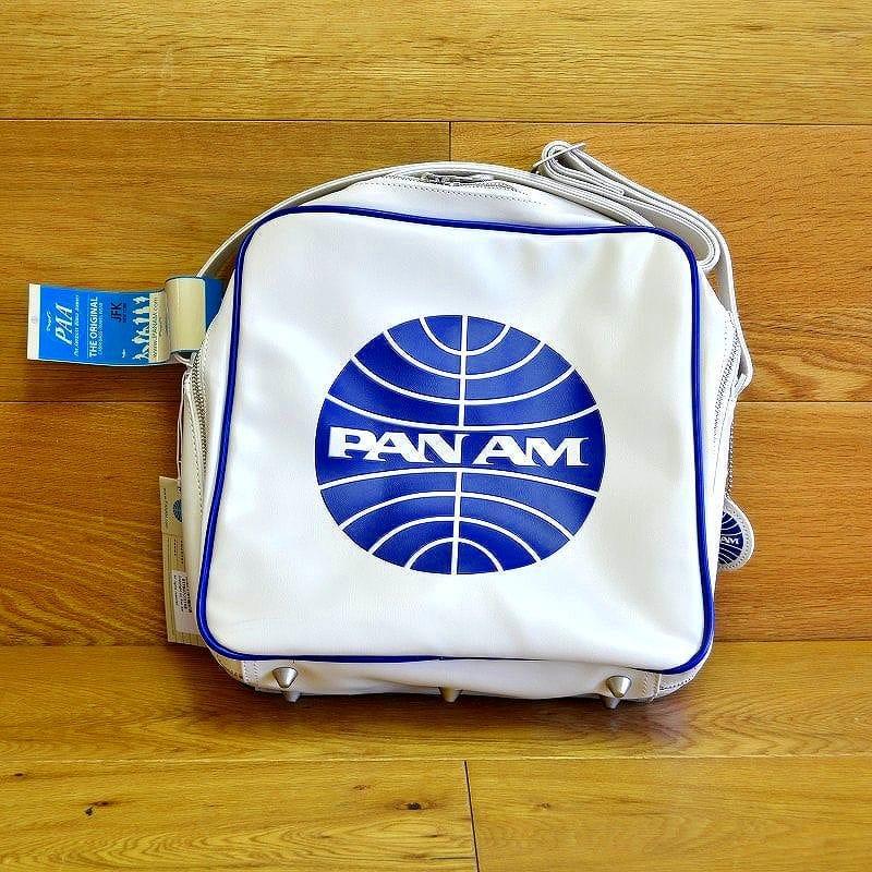 パンナム イノベーター ショルダーバッグ ホワイトPan Am Innovator bag Vintage White 56SP07VW