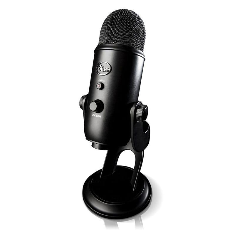 ブルーマイクロフォンズ USBマイクロフォン 4色Blue Microphones Yeti USB Microphone