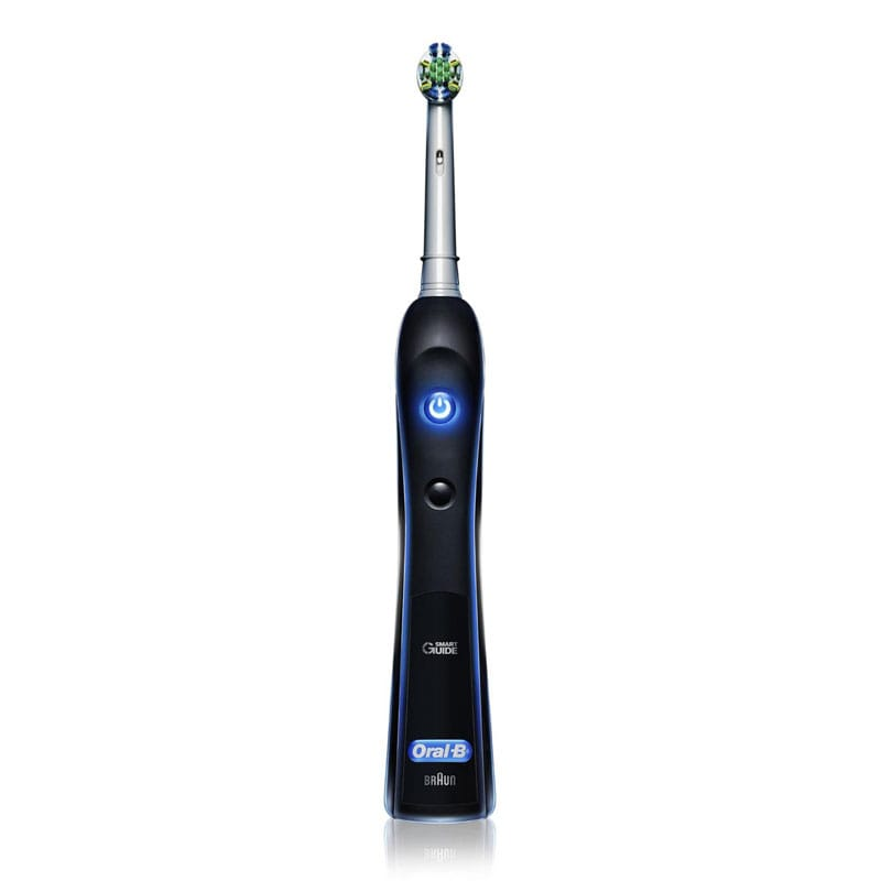 オーラルB 充電式電動歯ブラシ Oral-B Precision Black 7000 Rechargeable Electric Toothbrush 1 Count