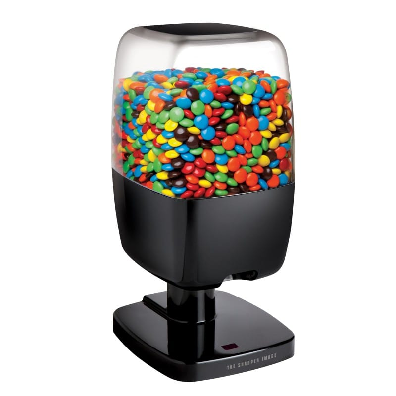 キャンディディスペンサーSharper Image Motion Activated Candy Dispenser