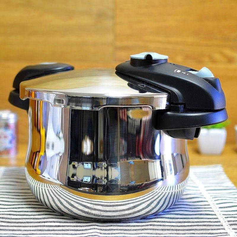 ファゴー6L ストーブトップ 圧力鍋Fagor 6-Qt. Stovetop Pressure Cooker