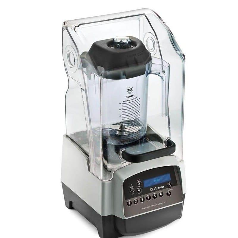バイタミックス 商用モデル ブレンディングステーション ミキサー ブレンダー 1.4L 消音 Vitamix 36021 Blending Station Advance Blender 家電