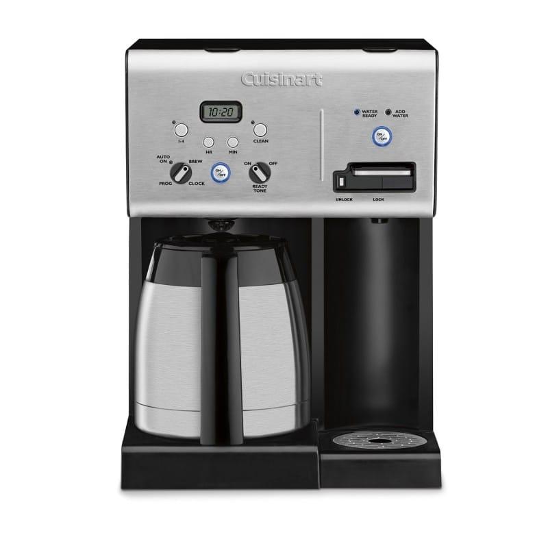 クイジナート CHW-14 10カップ コーヒーメーカー Cuisinart CHW-14 Coffee Plus 10-Cup Thermal Programmable Coffeemaker 家電
