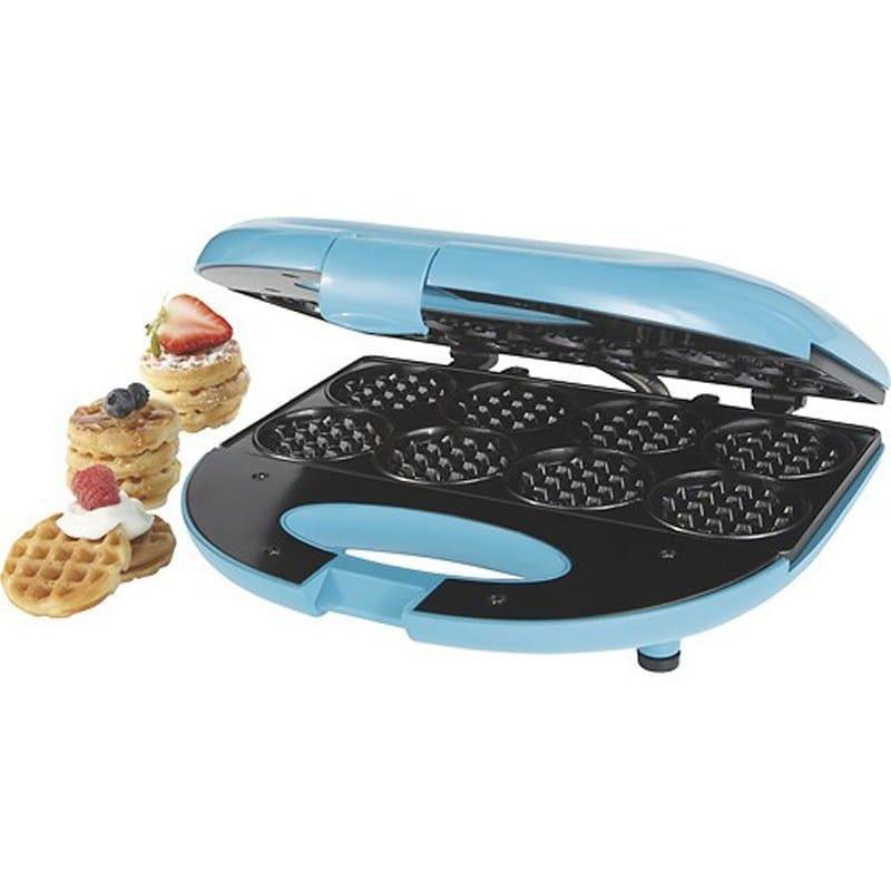 Sunbeam mini waffle maker Sunbeam-Mini Waffle Maker - Blue