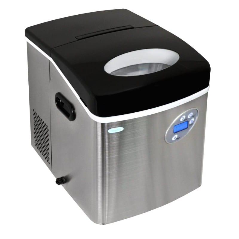 ポータブル家庭用製氷機 アイスメーカー Newair AI-215SS Portable Ice Maker