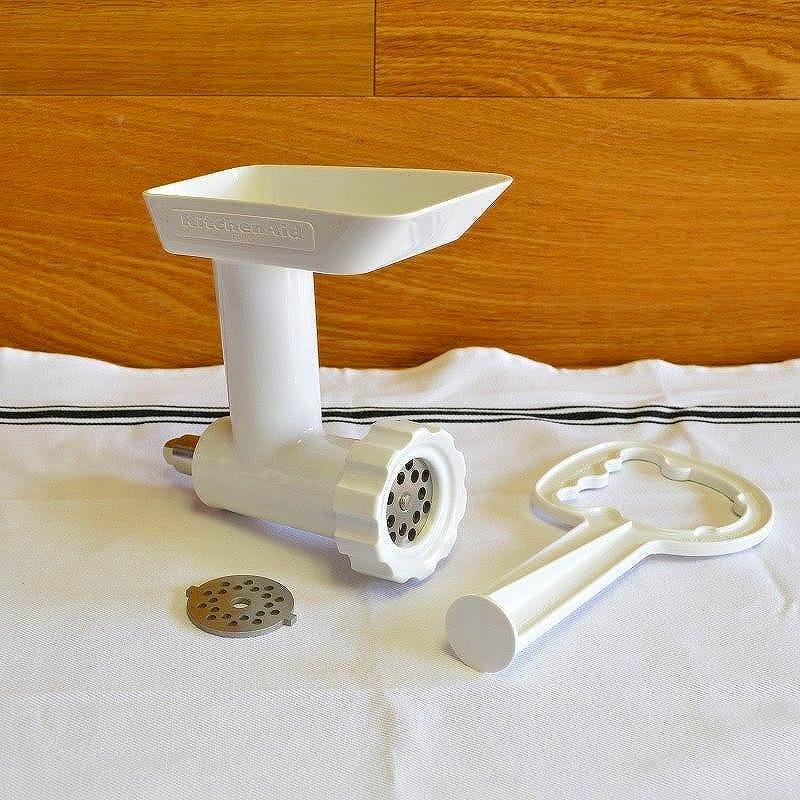 キッチンエイド アタッチメント アクセサリー フードグラインダー KitchenAid FGA スタンドミキサー専用 アクセサリー KitchenAid FGA, ミッドフィルダー:3d5f7e55 --- sunward.msk.ru