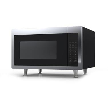 ビックチリ レトロ電子レンジ ブラック Big Chill Retro Microwave Black 家電