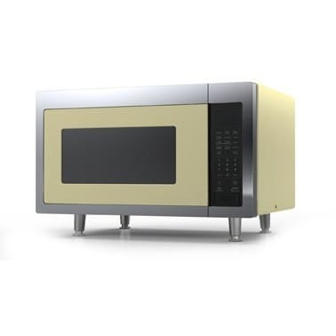 ビックチリ レトロ電子レンジ バターカップイエロー Big Chill Retro Microwave Buttercup Yellow【日本語説明書付】 家電
