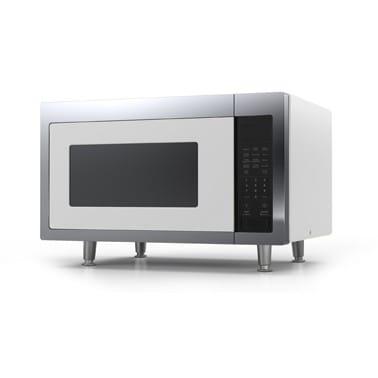 ビックチリ レトロ電子レンジ ホワイト Big Chill Retro Microwave White 家電
