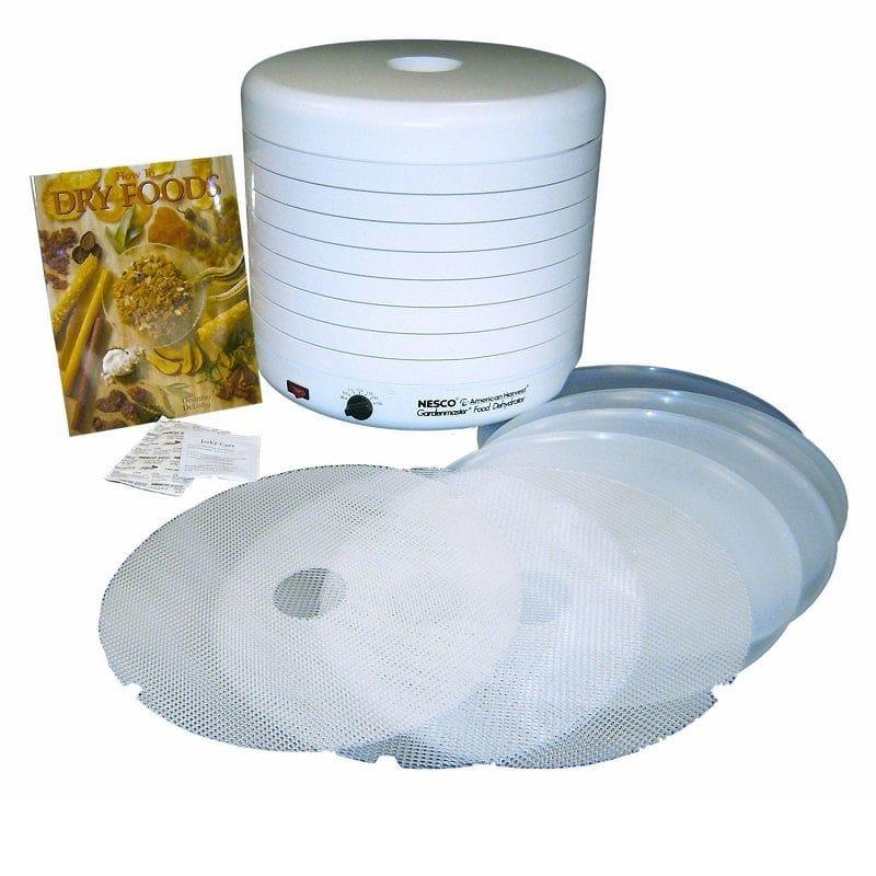 ネスコ 食品乾燥機 ドライフルーツ ディハイドレーター Nesco FD-1018A Gardenmaster Food Dehydrator 家電