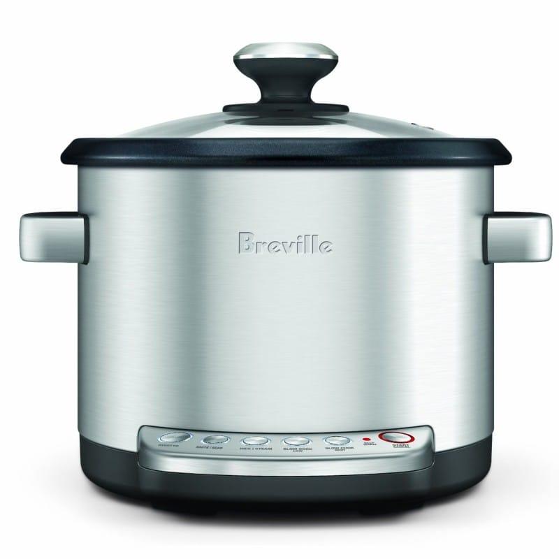ブレビル 炊飯器 スロークッカー スチーム リゾット Breville BRC600XL 家電