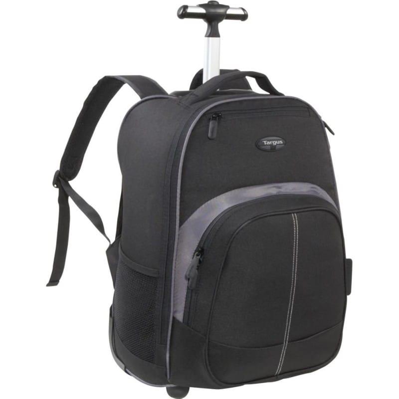 ローラーバックパック リュックサック PC用かばんTargus Compact Rolling Backpack for Laptops