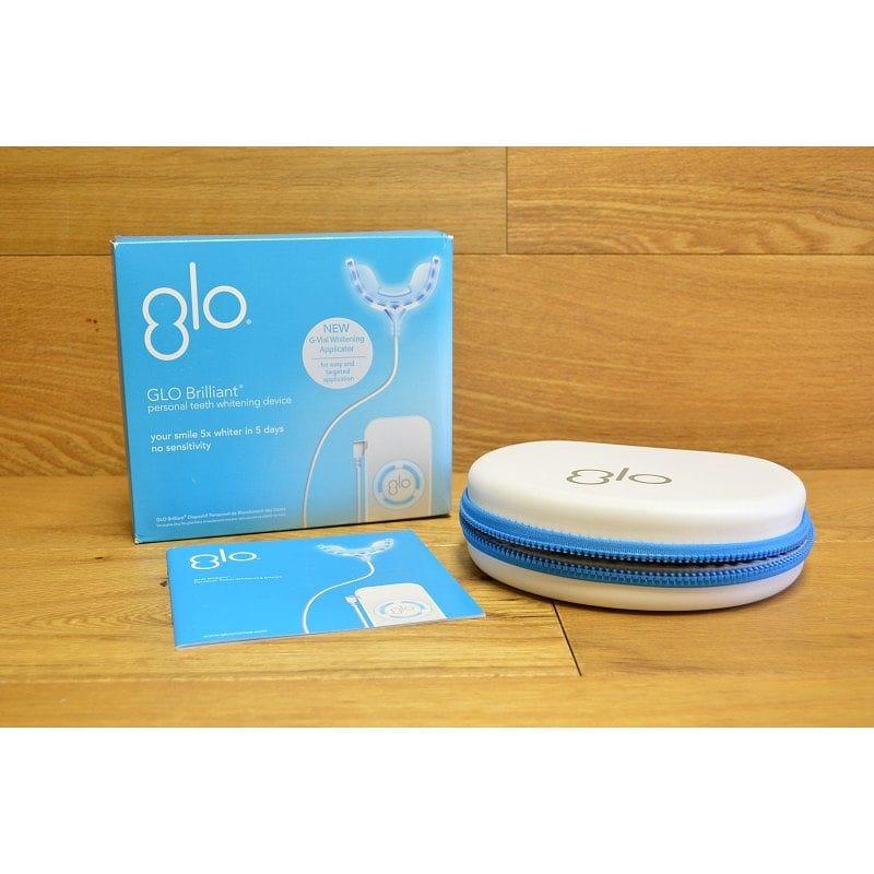 【楽天市場】歯のホワイトニングセット Glo Teeth Whitening System:アルファエスパス楽天市場店
