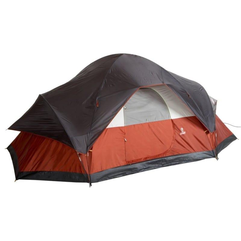 コールマン 8人 用 レッドキャニオン テントColeman 8-Person Red Canyon Tent