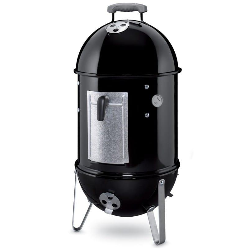 燻製器 本格 ウェイバー スモーキー マウンテンクッカー 木炭 約35cm くんせい スモーク料理 Weber 711001 Smokey Mountain Cooker 14-Inch Charcoal Smoker