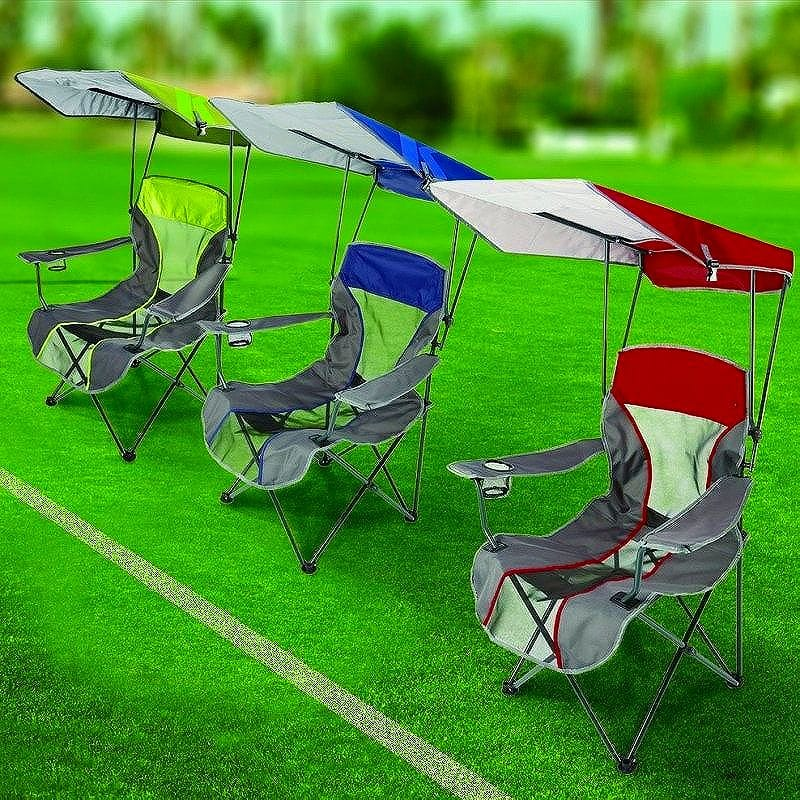 Charmant Umbrella Folding Chairs Tan Measures Beach Chair Outdoor Festival Athletics  Camp In Optimal Kelsyus Original Canopy Chair