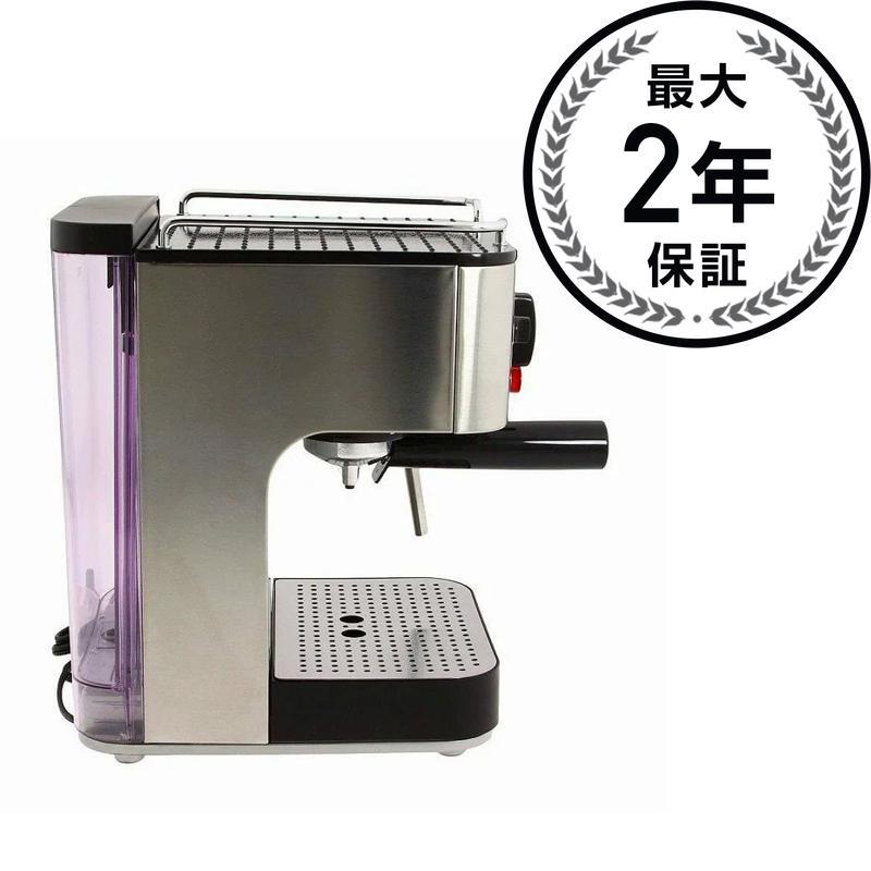 クイジナート エスプレッソメーカー 15気圧 Cuisinart EM-100 Espresso Maker 家電