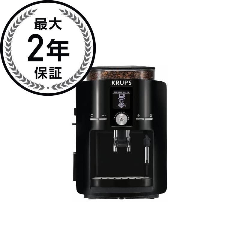 クラップス 全自動豆挽き付エスプレッソマシン カプチーノ KRUPS EA8250 Espresseria Full Automatic Espresso Machine with Grinder 家電