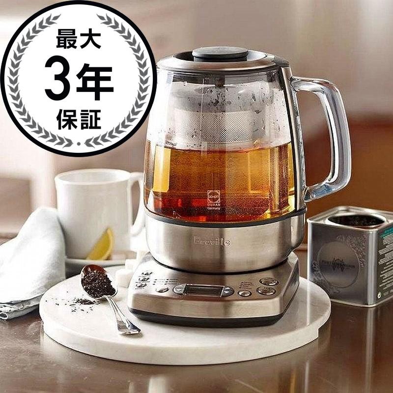 ブレビル ワンタッチティーメーカー 電気ケトル 電気ポットThe Breville One-Touch Tea Maker BTM800XL