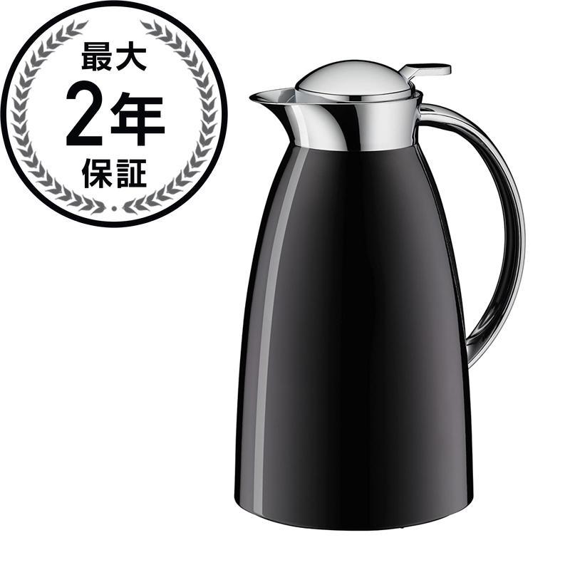 アルフィ 魔法瓶 ガスト 約1L ブラック Alfi Gusto 33-Ounce Thermal Carafe, Black