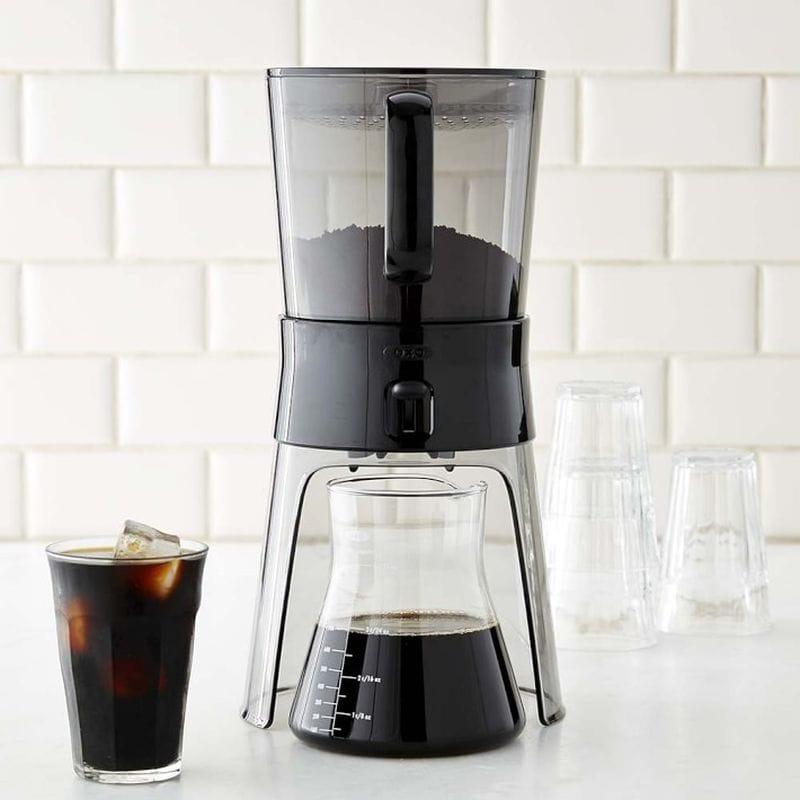 オクソ コーヒーメーカー OXO Grips Good Grips Brew Pour-Over Cold OXO Brew Coffee Maker 家電, テンヨーショップ:4e320f93 --- sunward.msk.ru