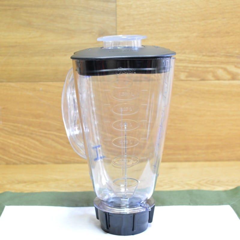 オスター オスタライザー ブレンダー ミキサー パーツ クローバー型 プラスチックジャー セット Oster Plastic Blender Jar, Clover Leaf Shape Parts set