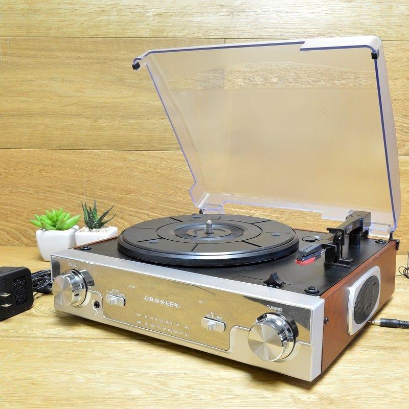 クロスリー テク レコード プレーヤー Crosley Tech Record Player