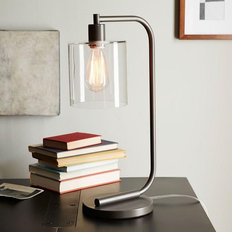 ランプ ライト テーブルランプ Lens Table Lamp