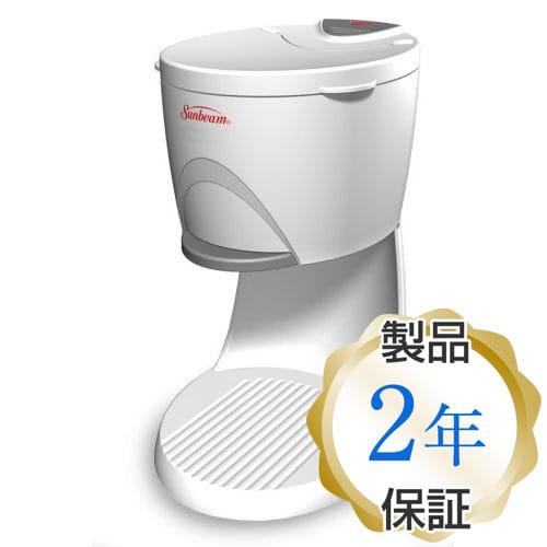サンビーム 湯沸しディスペンサー 480ml ホワイト Sunbeam 6131 Hot Shot Hot Water Dispenser White 家電