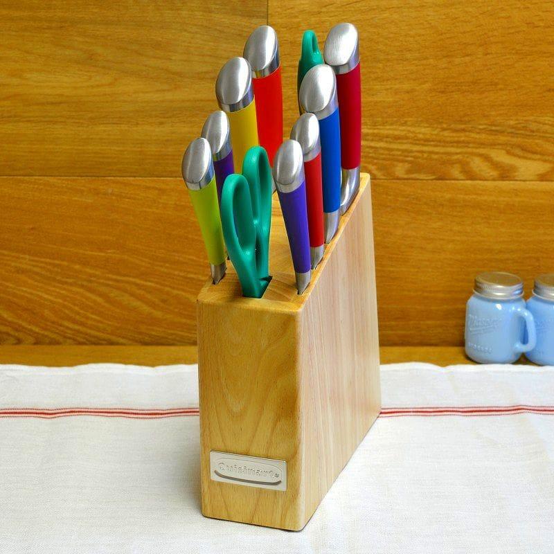 クイジナート アリスタコレクション ナイフセット 11点 包丁Cuisinart 11-Piece Arista Collection Cutlery Knife Block Set