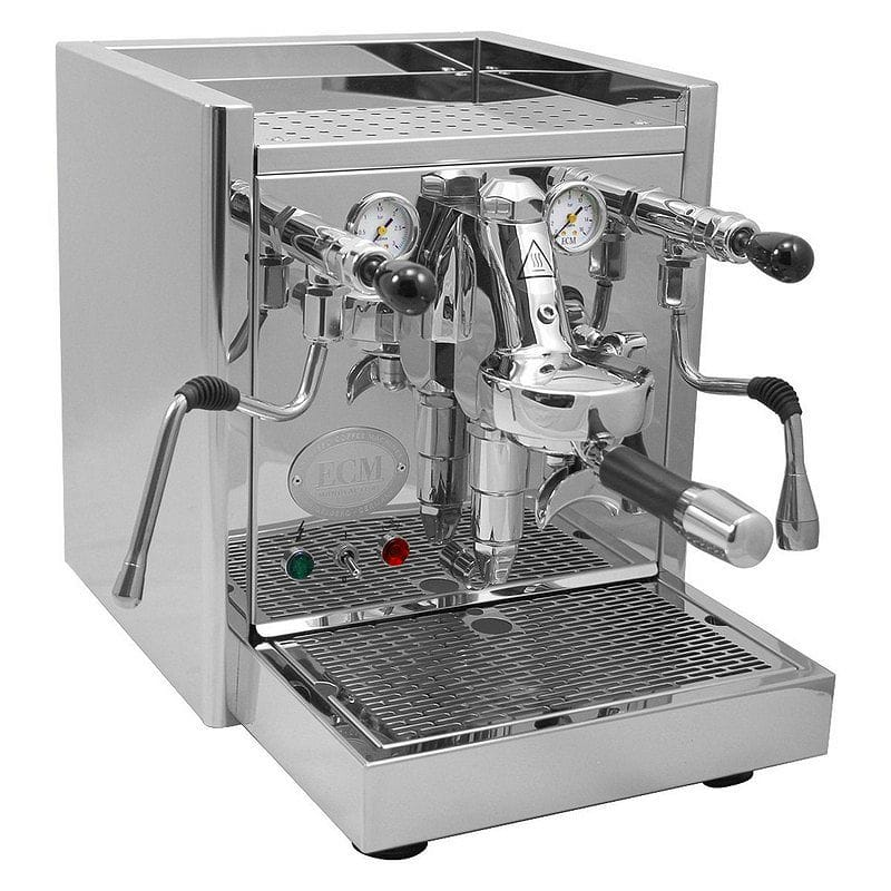 イーシーエム テクニカ4 プロ エスプレッソマシーン ECM Technika IV Espresso Machine 家電