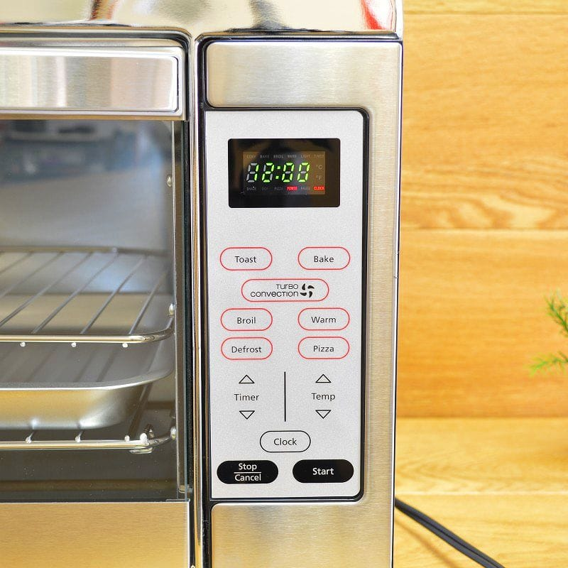 Oster Microwave Convection Oven Review: Alphaespace: Oster Convection Oven Toaster Oster Extra