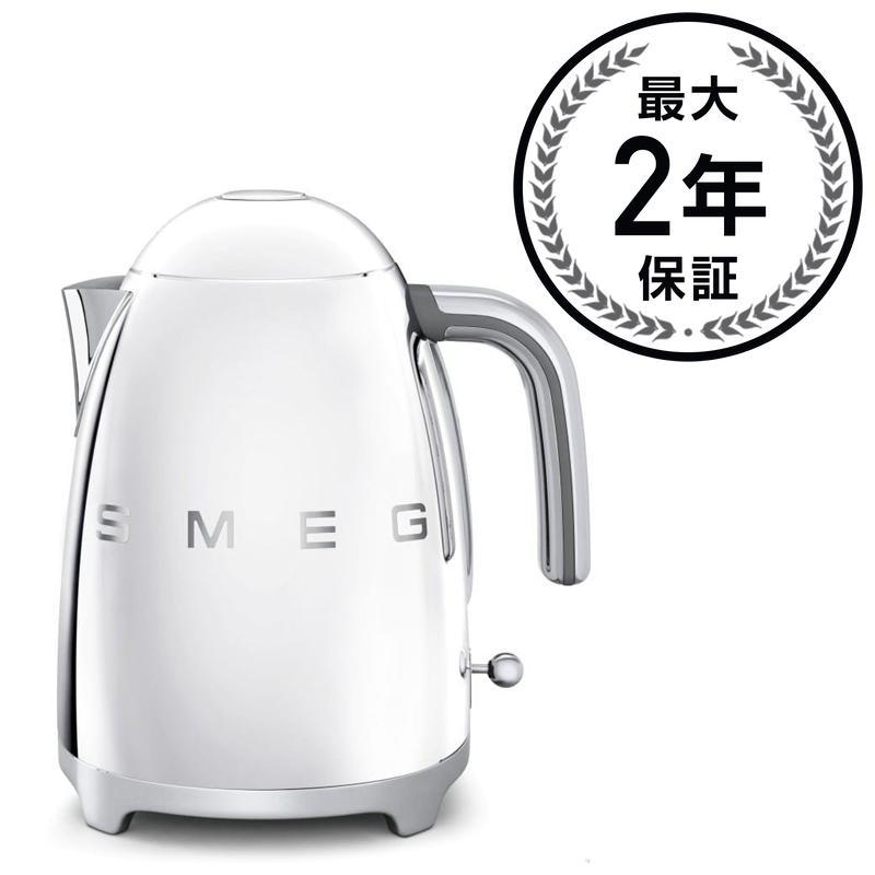 スメッグ 電気ケトル KLF01 Smeg Tea Kettle 家電