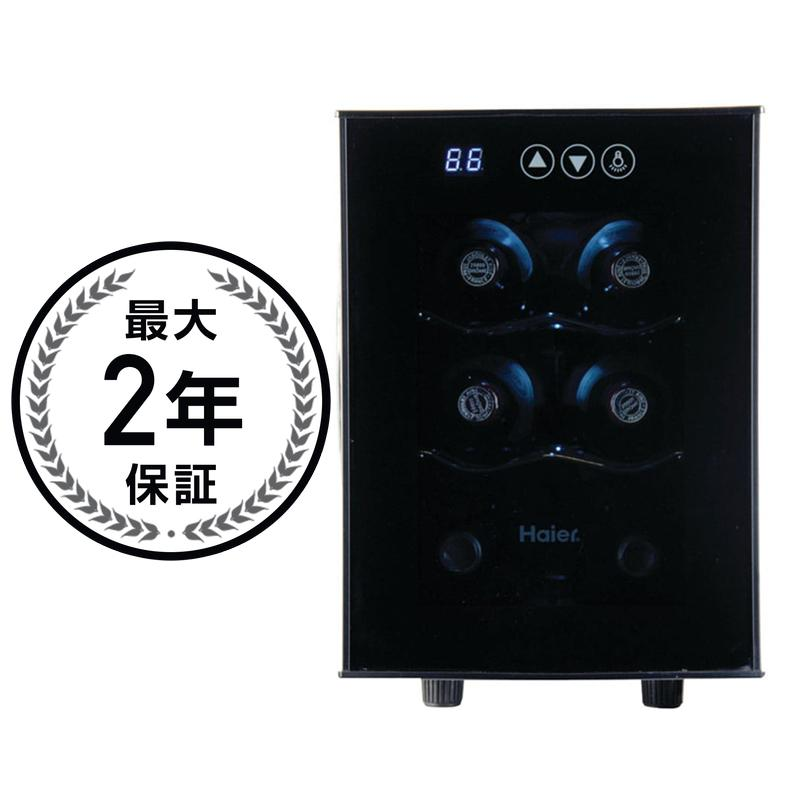 ハイアール ワインセラー 6ボトル Controls Haier 6-Bottle Wine Cellar with with 家電 Electronic Controls 家電, CS商会:85b54147 --- sunward.msk.ru