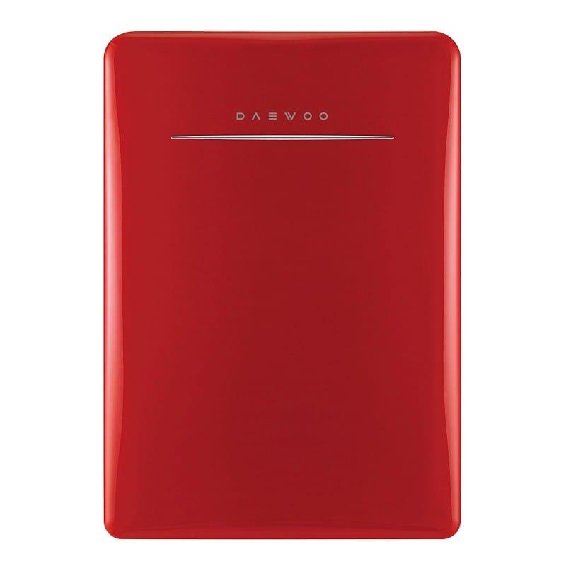 コンパクト アンティーク ビンテージ レトロ 冷蔵庫 79L Retro Compact Refrigerator 2.8 Cu Ft, Pure Red 家電
