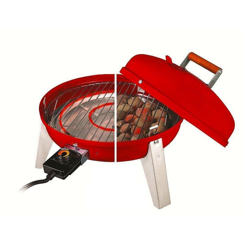 ポータブルグリル 電気・炭両用 Americana Grills Wherever Convertible Portable Grill 家電
