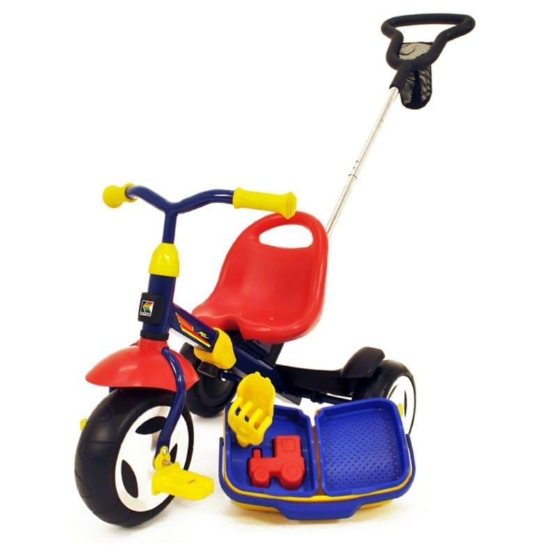 ケトラー タンデム トップトライク 子供用三輪車 2人乗り可 双子 Kettler KETTRIKE TOP TRIKE FLY T8852-1000