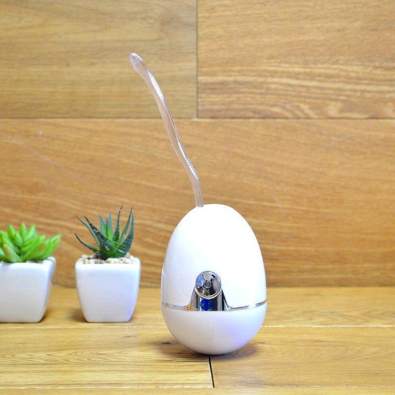 歯ブラシ用紫外線除菌器 ザピ UVサニタイザー パールホワイト Violight ZAPI UV Character Toothbrush Sanitizer Pearl