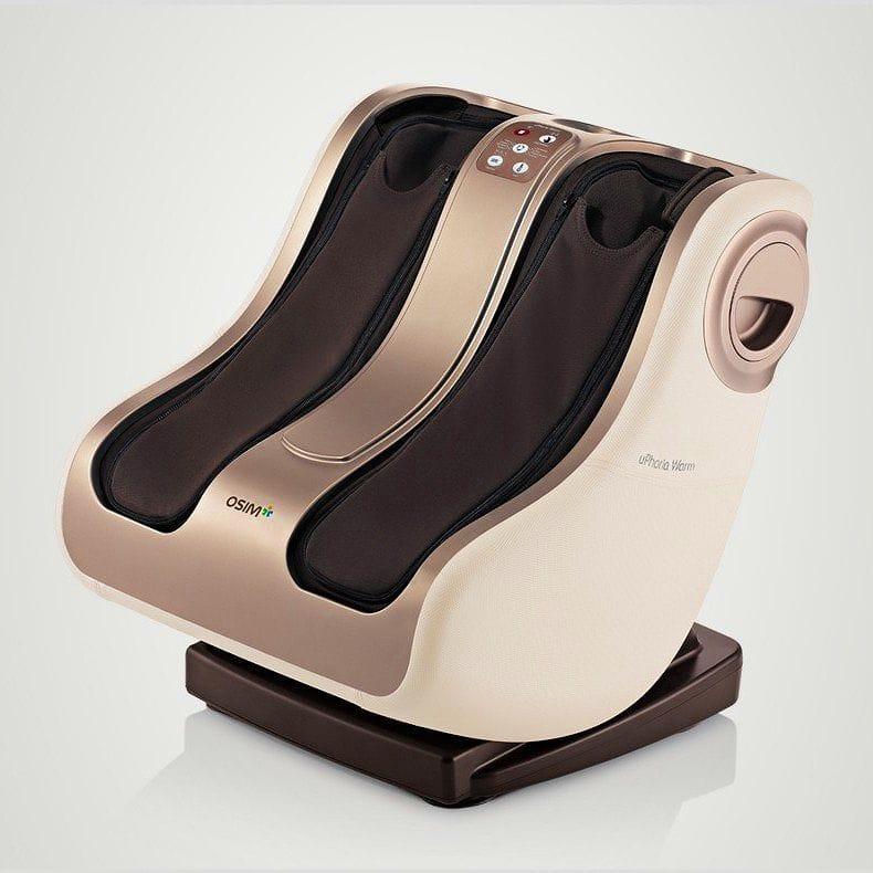 オシム ユーフォリア フットマッサージ機 シンガポール空港に設置中 OSIM uPhoria Warm Leg Massager USOS-338【代引不可】