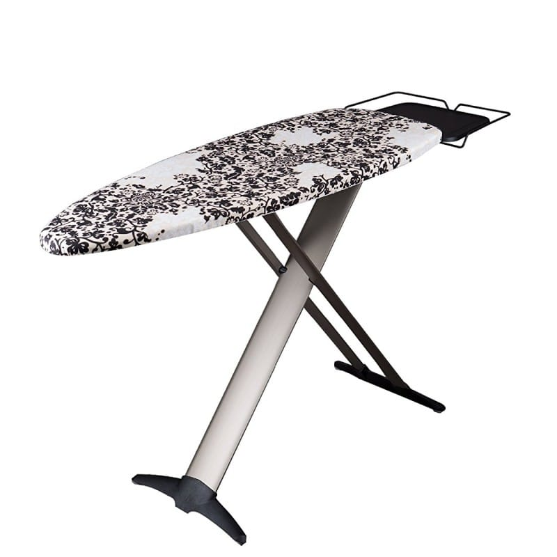アイロン台 高さ調節可 Bartnelli 51x19-Inch Multi layered T-Leg Extra Wide Ironing Board【代引不可】