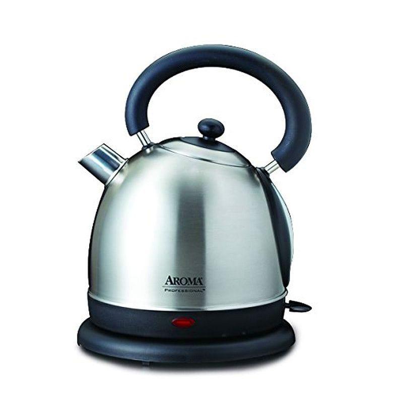 アロマ Water 電気ケトル アロマ ステンレス 1.8L Aroma Housewares AWK-505SB 8 Cup 1.8L Professional Stainless Steel Electric Water Kettle, 1.8 L 家電, Rabbit store:b7c73c95 --- sunward.msk.ru