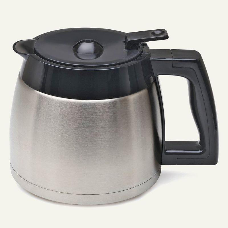 カプレッソ コーヒーメーカー ステンレスカラフェ パーツ 部品Capresso Thermal Carafe for ST300 #4435.05