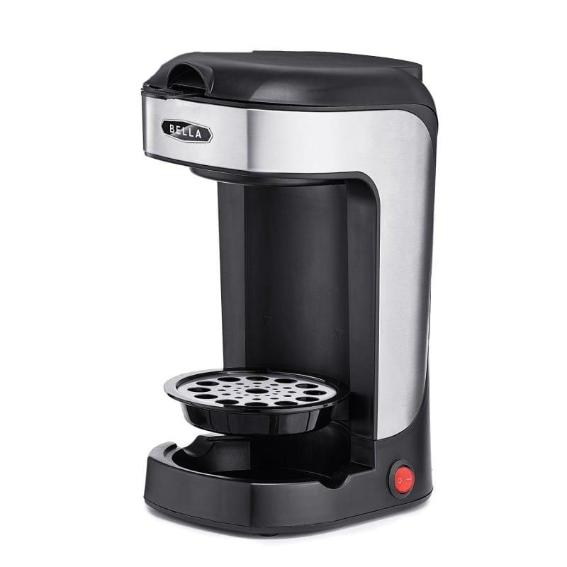 ベラ 1カップ用 コーヒーメーカー シングルサーブ Bella BLA14436 One Scoop One Cup Coffee Maker 家電