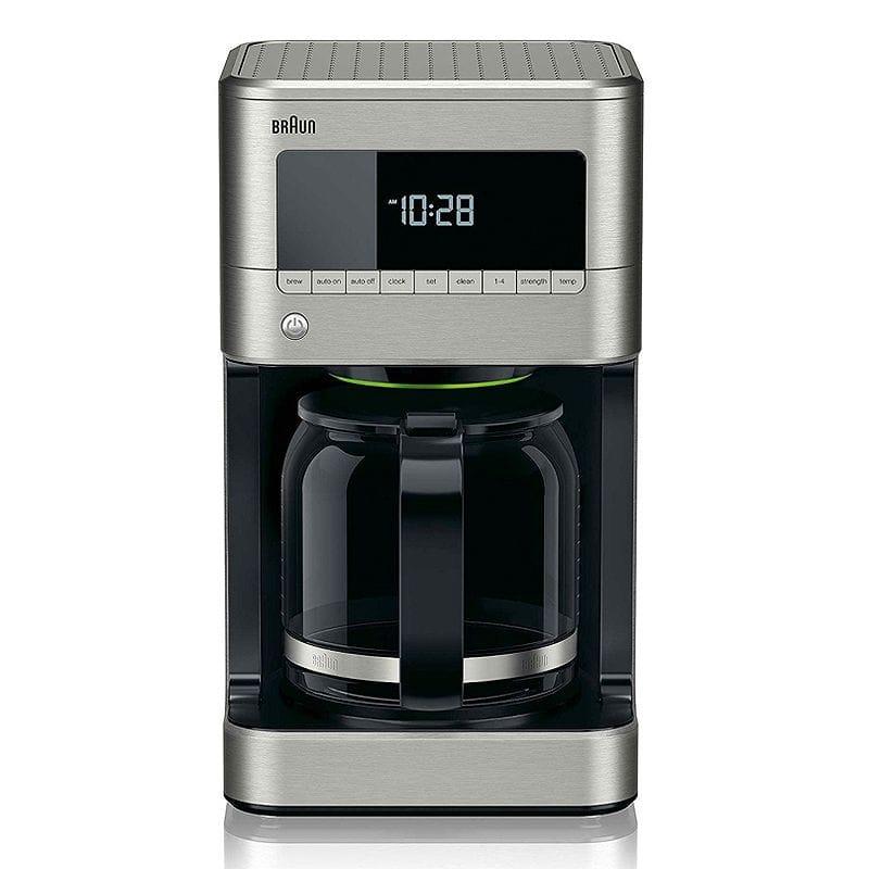 ブラウン コーヒーメーカー 12カップ デジタル プログラム Braun BrewSense KF7170 12-Cup Drip Coffee Maker 家電