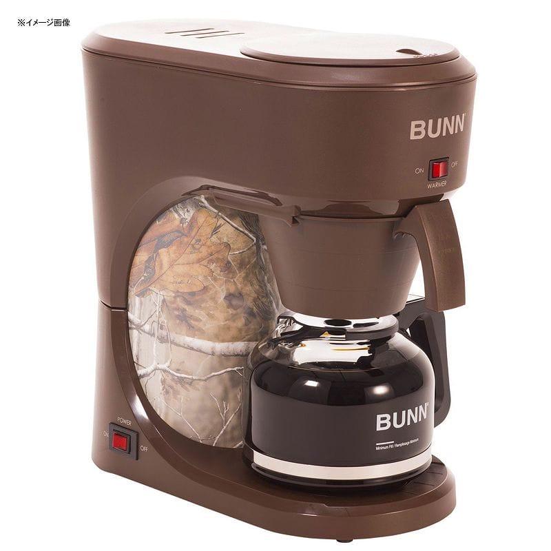 10カップをわずか4分でスピード抽出 コーヒーメーカー BUNN 45700.0007 Speed Brew Outdoorsman Coffeemaker 家電