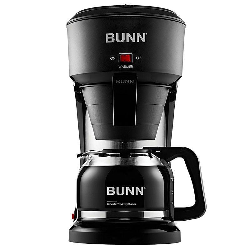 10カップをわずか4分でスピード抽出 コーヒーメーカー BUNN Speed Brew 10-Cup Home Coffee Brewer 家電