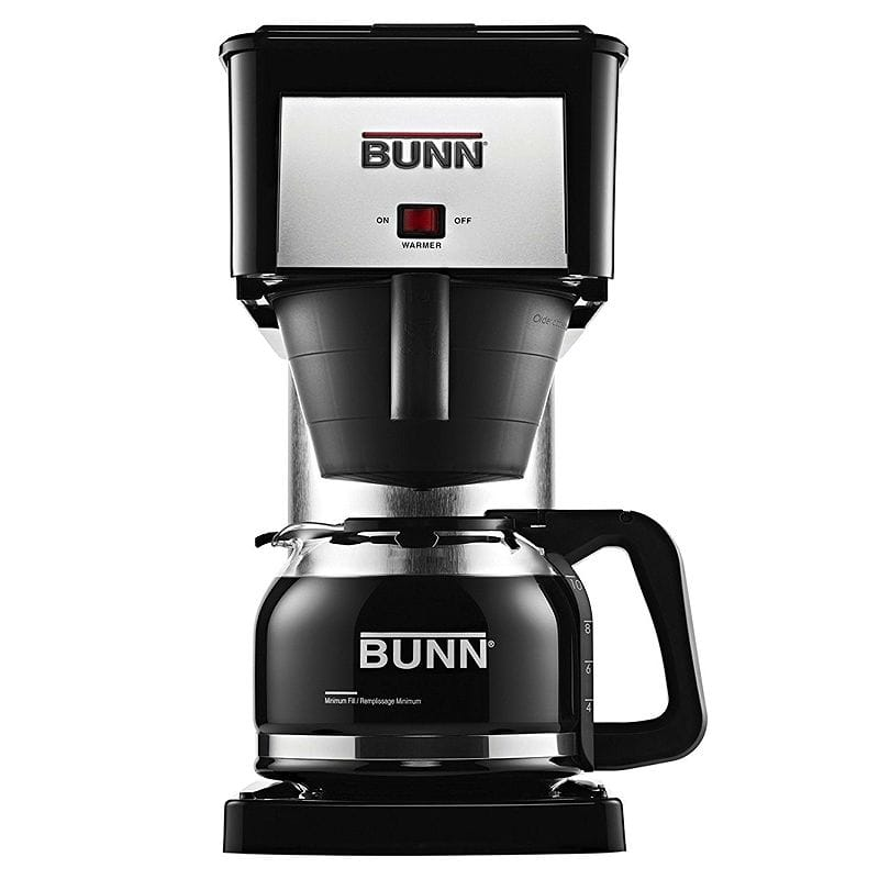 コーヒーメーカー BUNN BXB Velocity Brew 10-Cup Home Coffee Brewer 家電