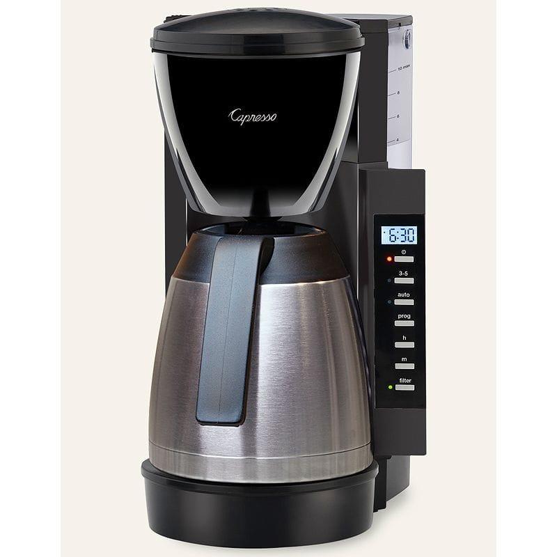 カプレッソ コーヒーメーカー ステンレスカラフェ Capresso CM300 475.05 家電