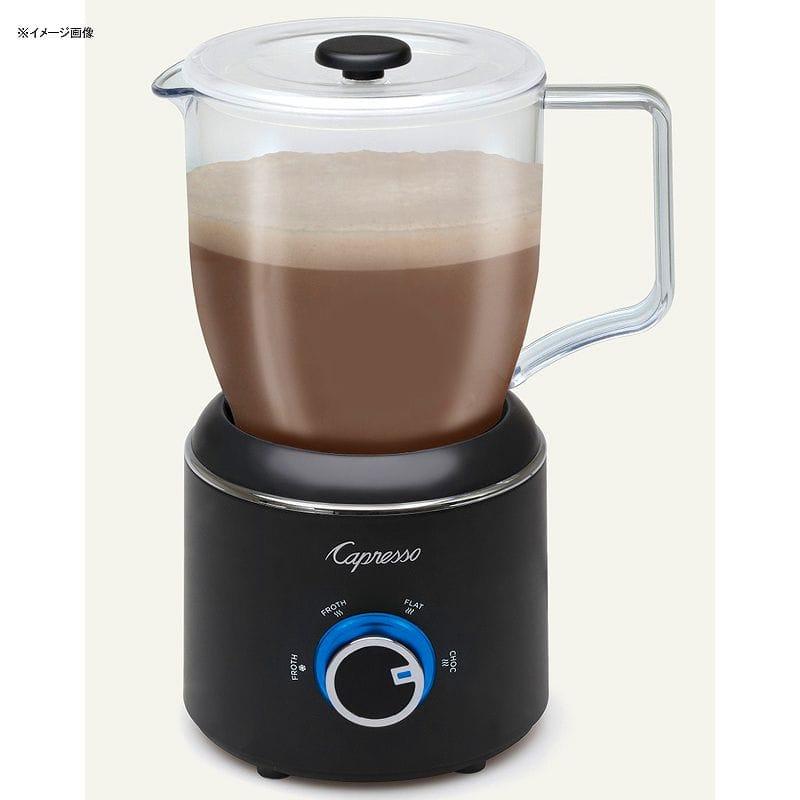 カプレッソ ミルクフォーマー ホットチョコレート 大容量 Capresso froth Control Automatic Milk Frother and Hot Chocolate Maker 207.01 家電
